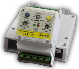 Contrel Earth Leakage Relays | Sundrive